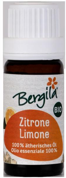 Zitronenöl Bio - Bergila