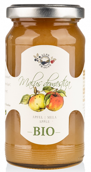 Apfel Bio Fruchtaufstich - Alpe Pragas