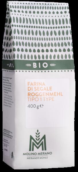 Roggenmehl Type 1 Bio - Meraner Mühle