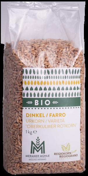 Dinkelkorn Regiokorn Bio - Meraner Mühle
