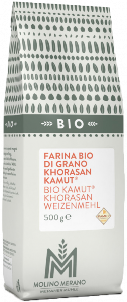 Kamutmehl® Khorasan Bio - Meraner Mühle
