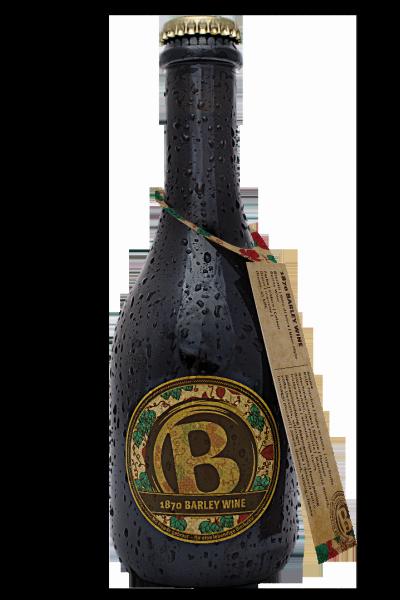 1870 Barley Wine - Batzenbräu