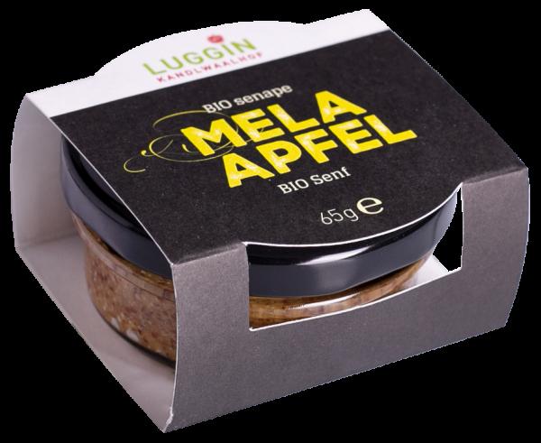 Süßer Senf mit Apfel Bio - Luggin