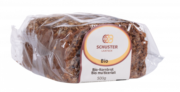 Kornbrot Roggen Bio - Bäckerei Schuster