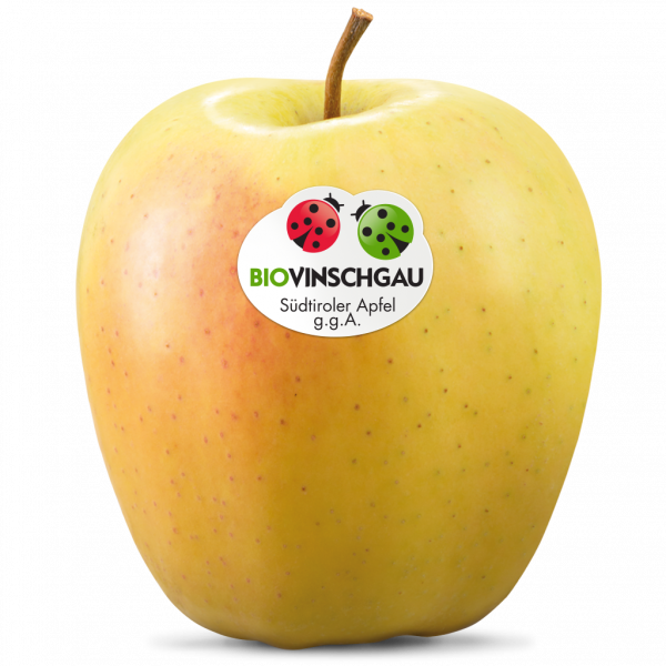 Golden Delicious Apfelkiste Bio - VI.P