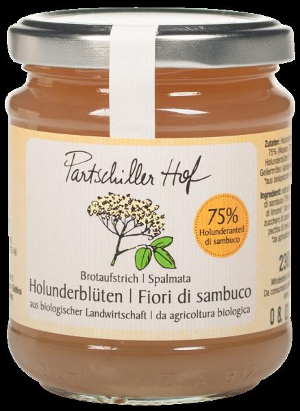 Holunderblüte Bio Fruchtaufstrich - Partschillerhof