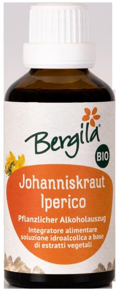 Johanniskraut Tinktur Bio - Bergila