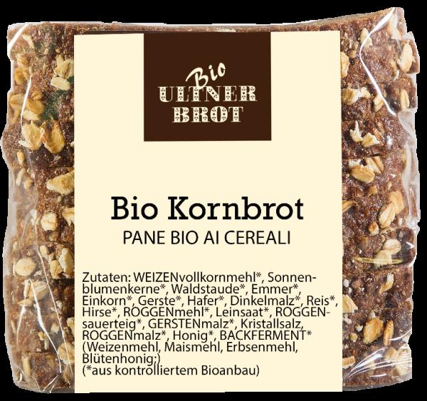 Kornbrot Bio - Ultner Brot