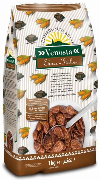 Choco Flakes Venosta 1kg - Fuchs Privatmühle
