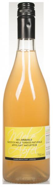 Apfelsaft Jonagold Bio - Luggin