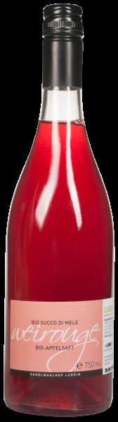 Apfelsaft Weirouge Bio - Luggin