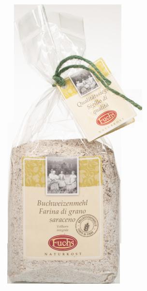 Buchweizenmehl - Fuchs Privatmühle
