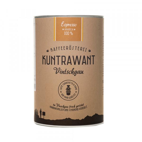Espresso 100% Arabica Vitea gemahlen Bio - Kuntrawant