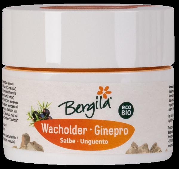 Wacholdersalbe Bio - Bergila