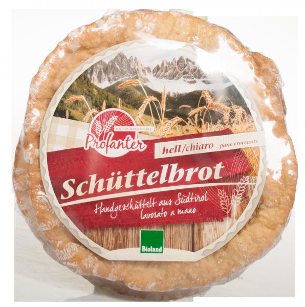 Schüttelbrot hell Bio - Naturbackstube Profanter