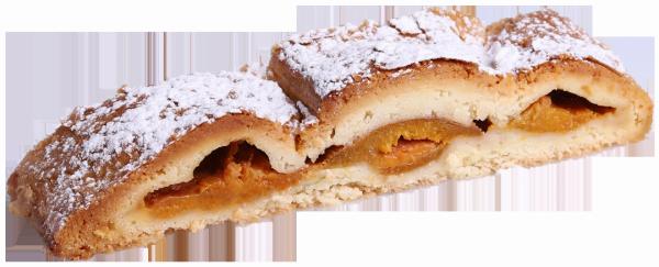 Marillenstrudel - Bäckerei Schuster