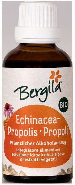 Echinacea Propolis Tinktur Bio - Bergila