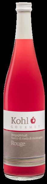 Bergapfelsaft Rouge - Kohl - Bergapfelsäfte
