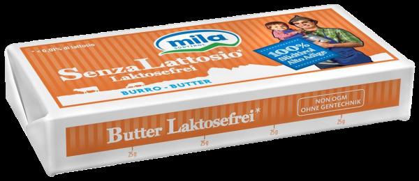 Butter Laktosefrei - Mila Bergmilch