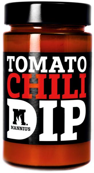 Tomato Chili Dip - Mannius