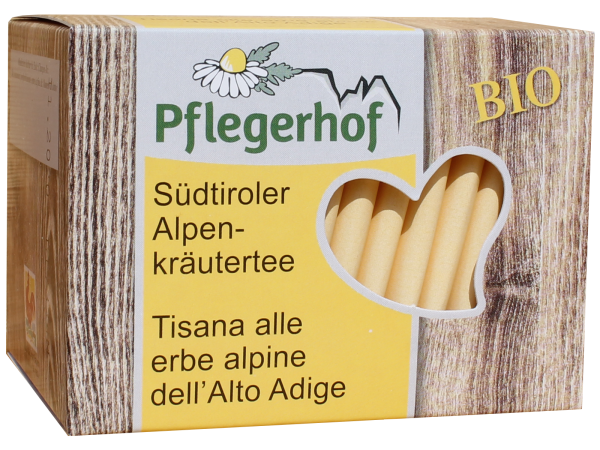 Südtiroler Alpenkräuter Bio in Beutel - Pflegerhof